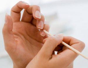 domowy manicure paznokcie