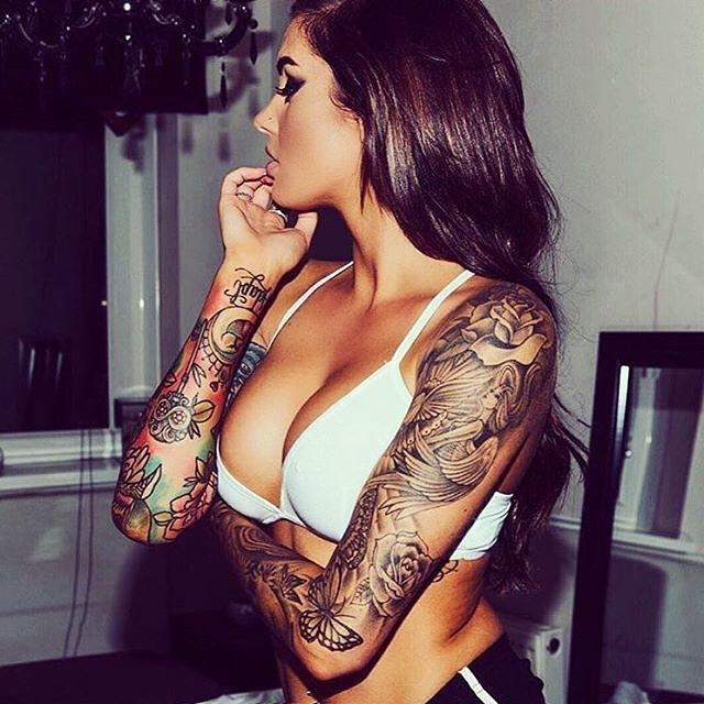 tatualz modelka