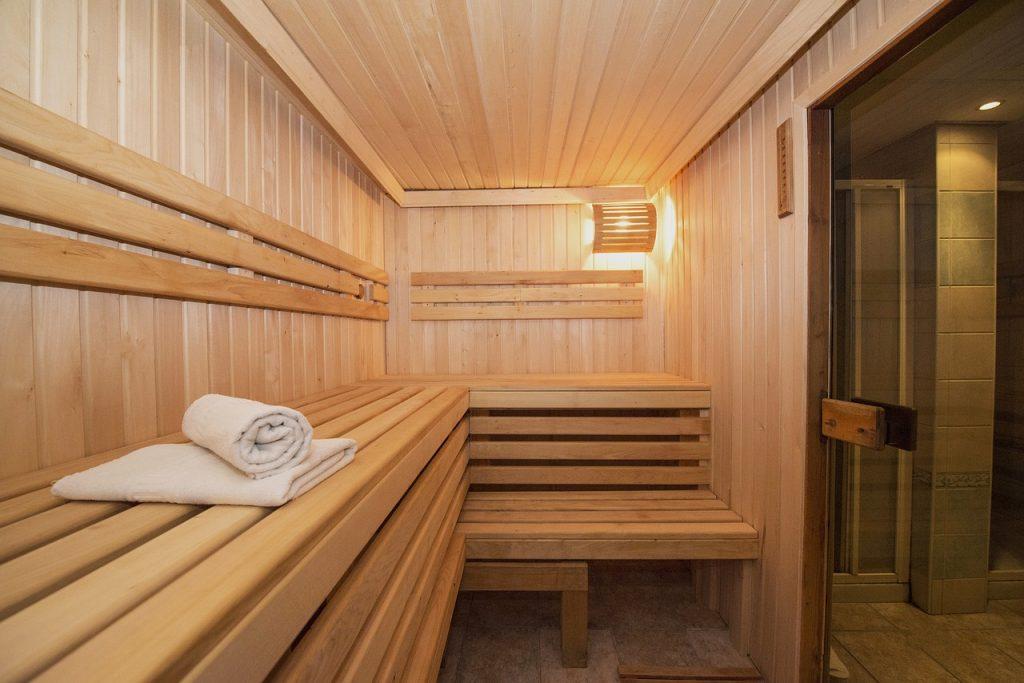 sauna efekty