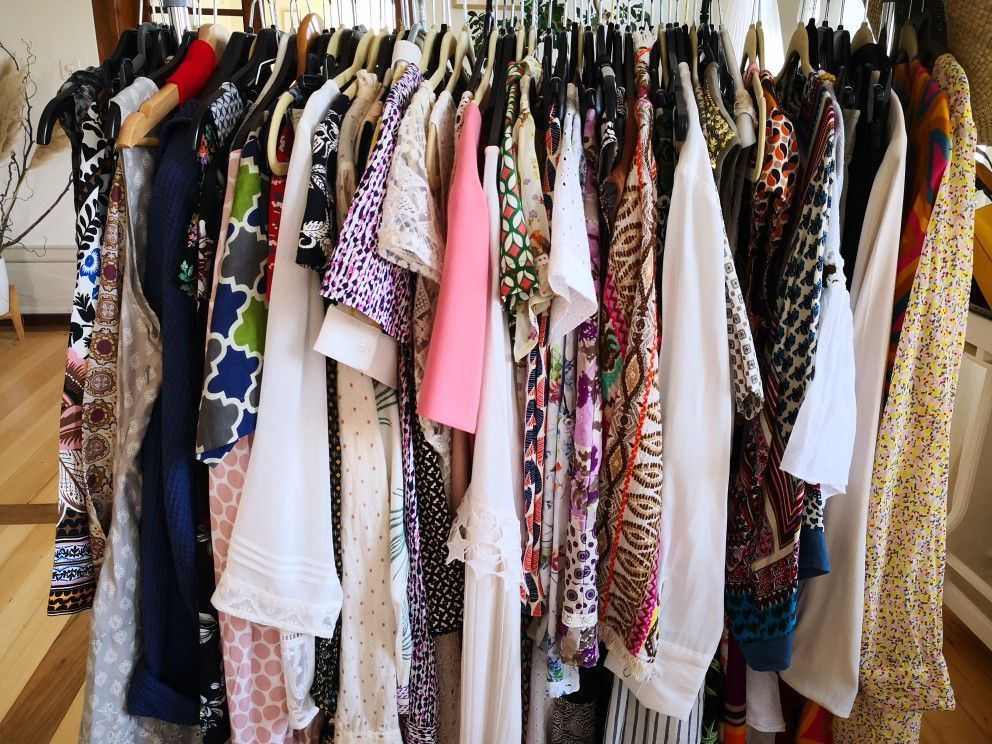 second hand kobieta ubrania